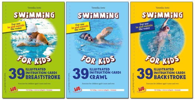 Schwimmen lernen englsich