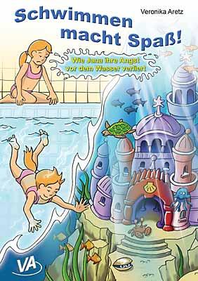 Lesebuch zum Schwimmen lernen