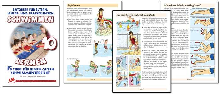 Schulschwimmen Tipps