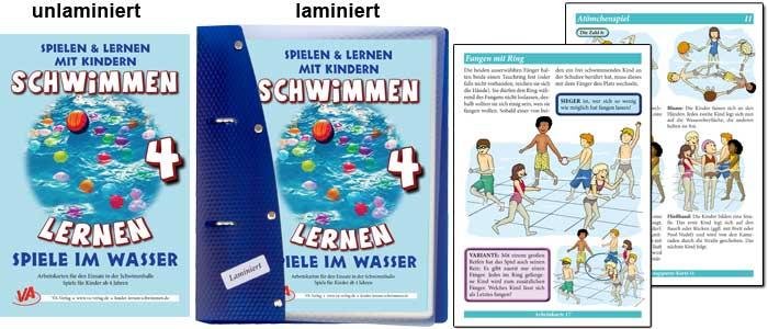 Schulschwimmen Spiele